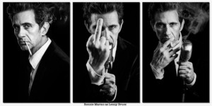 Critically Acclaimed Show I AM NOT A COMEDIAN…I'M LENNY BRUCE Extends