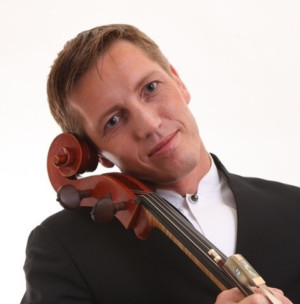 Today's ARTS IN REVIEW to Feature Cellist Ruslan Birukov and Actor Dean Ghaffari