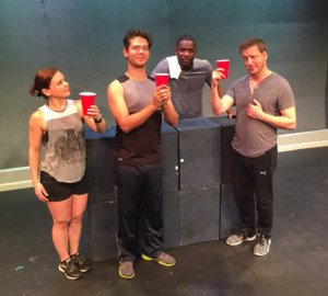 City Theatre and Island City Stage's Production of SHORTS GONE WILD 5 Opens This Week
