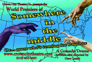 Crown City Theatre Company to Premiere SOMEWHERE IN THE MIDDLE