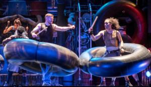 STOMP Extends Through April 2018 at London's Ambassadors Theatre