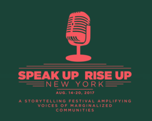 Lineup Announced for First Annual Speak Up, Rise Up Festival