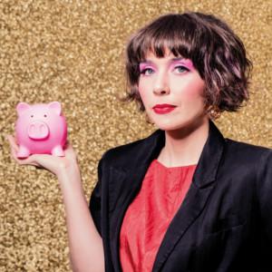 Elizabeth Davie Stars in SUPER WOMAN MONEY PROGRAM