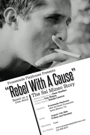 Promenade Playhouse Presents Los Angeles Premiere of REBEL WITH A CAUSE