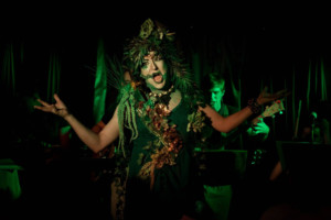 Salty Brine to Encore WELCOME TO THE JUNGLE at Pangea