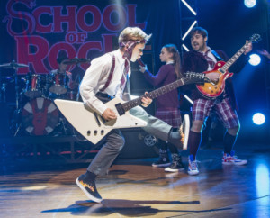 SCHOOL OF ROCK Comes to the Ohio Theatre Next Month