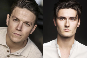Mitchell Hunt and Tom Berkeley to Star in the 25th Anniversary Production of THE TAILOR-MADE MAN