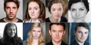 Final Eight Performers Announced for SCRIBBLE at Edinburgh Fringe