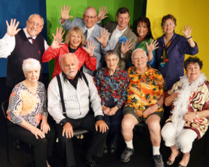 Tickets on Sale for SENIOR MOMENTS at Hill Country Community Theatre