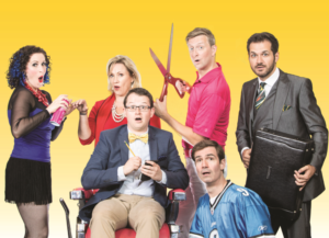 Help Solve the Crime with SHEAR MADNESS at Meadow Brook Theatre