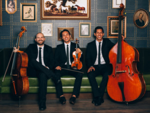 Simply Three to Perform Their New Twist on Classical Crossover at the Lincoln