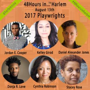 48HOURS IN...  HARLEM to Reimagine Baldwin & Sanchez Works at National Black Theatre