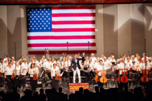 Houston Symphony Celebrates Fourth of July with Free Musical Extravaganza