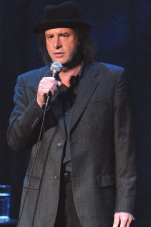 Steven Wright to Bring Laughs to bergenPAC This Fall