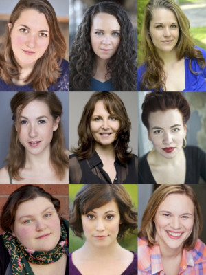 The Arc Theatre's All-Female Production of THE TAMING OF THE SHREW Opens 7/22