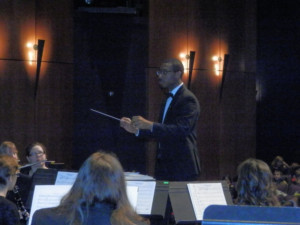 SLSO Usher Dreams of Becoming a Conductor
