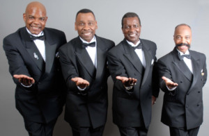 Hall of Fame Vocal Group THE DRIFTERS Come to SCERA Shell 8/28