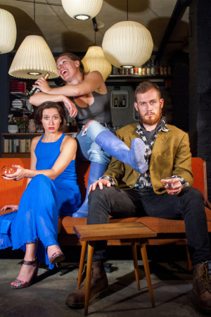 ONEOHONE Theatre to Stage Immersive Show THE VANEK TRILOGY: LIVING ROOM SOIREES