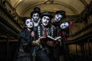 Les Enfants Terribles Announces Full Casting For THE TERRIBLE INFANTS