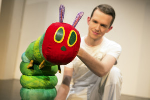 THE VERY HUNGRY CATERPILLAR SHOW Wiggles Back into the West End Today