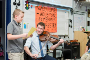 NEA Awards $20,000 to Houston Symphony for Community-Embedded Musicians Initiative