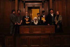 Lovehistory's TRIAL BY JURY to Return with New Case Next Week
