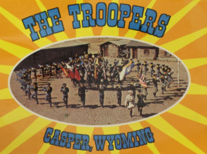 Drum & Bugle Corps to Perform at Fort Caspar This July Alongside TROOPERS Exhibit
