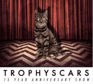 Trophy Scars to Celebrate 15th Anniversary at White Eagle Hall
