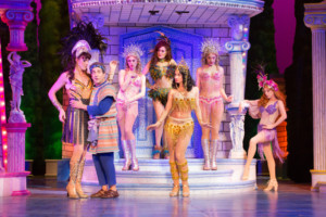 A FUNNY THING HAPPENED ON THE WAY TO THE FORUM Opens at Walnut Street Theatre