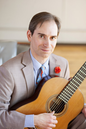 Guitarist Andrew Leonard to Play Milford Center for the Arts