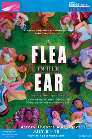 Pulse Theatre's A FLEA IN HER EAR to Play Toronto Fringe This July