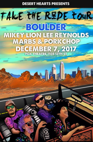 DESERT HEARTS Comes to Fox Theatre This December