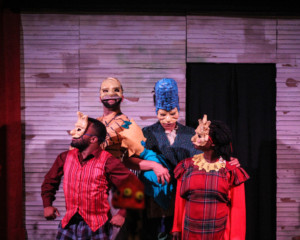 Catch the Final Weekend of MR. BURNS: A Post Electric Play