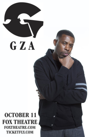 GZA to Play the Fox Theatre This October
