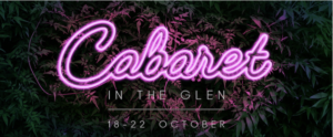 Northern Beaches Gets Its First Cabaret Festival: CABARET IN THE GLEN