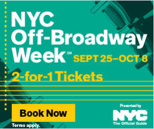 A CLOCKWORK ORANGE, WHEN PIGS FLY, TORCH SONG and More Take Part in NYC Off-Broadway Week; Tickets on Sale Today!