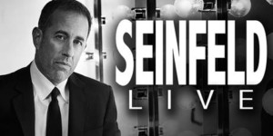 Jerry Seinfeld Comes to Aronoff Center 2/3