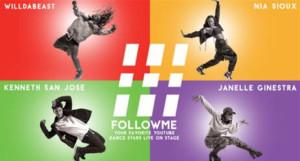 Interactive Dance Show #FOLLOWME Announces Ultimate Fan Finale Contest