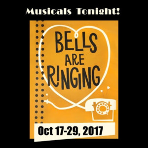 Musicals Tonight! Announces Cast for BELLS ARE RINGING Revival