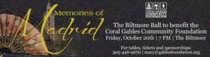 The Biltmore Ball to Benefit the Coral Gables Community Foundation