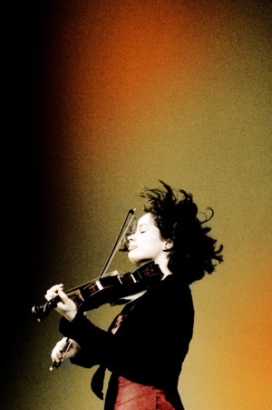 SPCO Liquid Music and Walker Art Center to Present Violinist Patricia Kopatchinskaja
