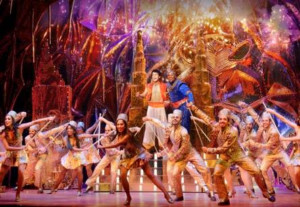 Your Has Been Wish Granted! ALADDIN Tickets On Sale Thursday