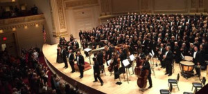 Susanna Phillips and John Chest to Join Oratorio Society of New York in Concert at Carnegie Hall