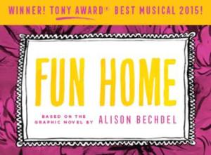 FUN HOME Opens 30th Anniversary Season at The Armory