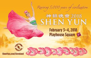 Shen Yun Returns to Playhouse Square This February