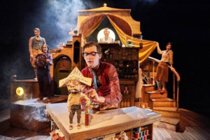 Award-Winning Children's Show Reveals World of Impossibly Small Man at QPAC