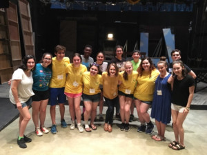 Blair Goldberg Returns to Usdan Summer Camp for the Arts