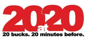 AVENUE Q, CURVY WIDOW, SPAMILTON and More Take Part in '20at20' Off-Broadway