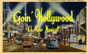 David Krane & Stephen Cole's GOIN' HOLLYWOOD Sets Private Industry Reading