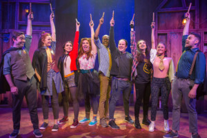 Potter Play PUFFS to Mark Magical First Anniversary Off-Broadway